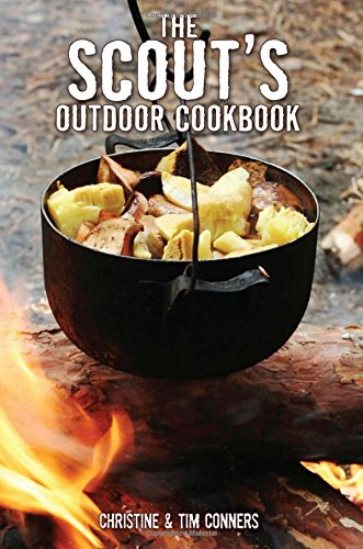 Book Cover Scout's Outdoor Cookbook (Falcon Guide)