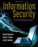 Book Cover Information Security For Managers