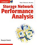 Book Cover Storage Network Performance Analysis