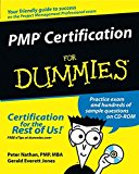 Book Cover PMP Certification For Dummies (For Dummies (Computers))