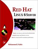 Book Cover Red HatLinux6 Server