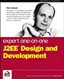 Book Cover Expert One-on-One J2EE Design and Development