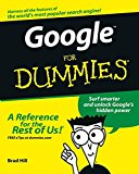 Book Cover Google For Dummies (For Dummies (Computers))