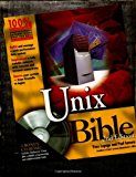 Book Cover Unix Bible