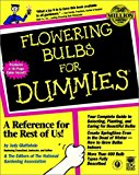 Book Cover Flowering Bulbs For Dummies