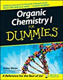Book Cover Organic Chemistry I For Dummies