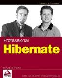 Book Cover Professional Hibernate