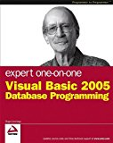 Book Cover Expert One-on-One Visual Basic 2005 Database Programming