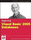 Book Cover Beginning Visual Basic 2005 Databases (Programmer to Programmer)