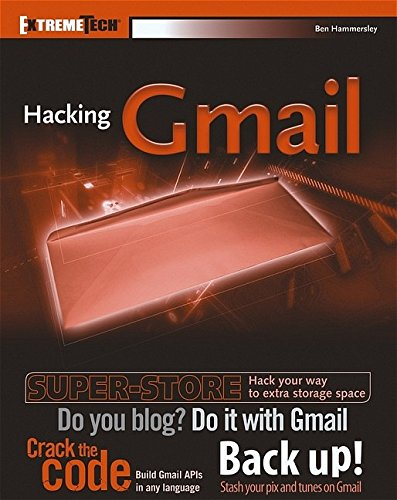 Book Cover Hacking GMail (ExtremeTech)