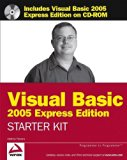 Book Cover Wrox's Visual Basic 2005 Express Edition Starter Kit (Programmer to Programmer)