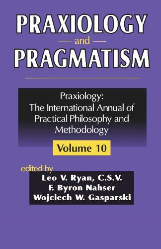 Book Cover Praxiology and Pragmatism