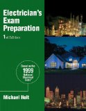 Book Cover Electrician's Exam Preparation: Electrical Theory, National Electrial Code