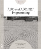 Book Cover ADO and ADO.NET Programming