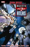 Book Cover Agents of Atlas: Dark Reign