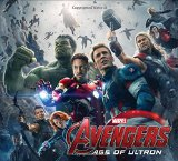 Book Cover Marvel's Avengers: Age of Ultron: The Art of the Movie Slipcase