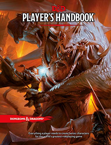 Book Cover Player's Handbook (Dungeons & Dragons)