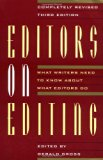 Book Cover Editors on Editing: What Writers Need to Know About What Editors Do