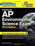 Book Cover Cracking the AP Environmental Science Exam, 2015 Edition (College Test Preparation)