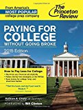 Book Cover Paying for College Without Going Broke, 2015 Edition (College Admissions Guides)