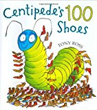 Book Cover Centipede's One Hundred Shoes