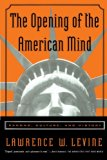 Book Cover The Opening of the American Mind