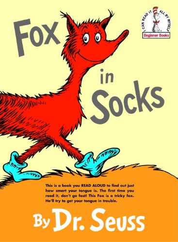 Fox In Socks (Turtleback School & Library Binding Edition