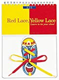 Book Cover Red Lace, Yellow Lace