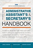 Book Cover Administrative Assistant's and Secretary's Handbook