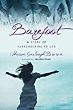 Book Cover Barefoot: A Story of Surrendering to God (Sensible Shoes Series)