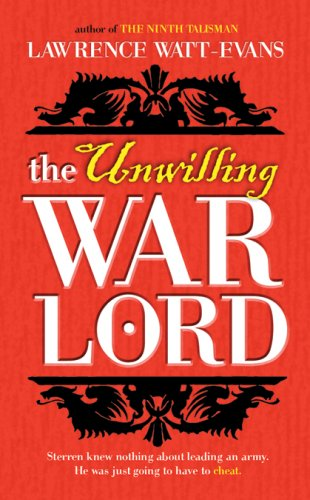 Book Cover The Unwilling Warlord