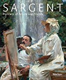 Book Cover Sargent: Portraits of Artists and Friends