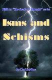 Book Cover Isms & Schisms