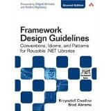 Book Cover Framework Design Guidelines: Conventions, Idioms, and Patterns for Reusable .NET Libraries 2nd (second) edition