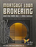 Book Cover Mortgage Loan Brokering, Fifth Edition