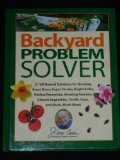 Book Cover Jerry Baker's Backyard Problem Solver: 2,168 Natural Solutions for Growing Great Grass, Super Shrubs, Bright Bulbs, Perfect Perennials, Amazing ... Terrific Trees, and Much, Much More!