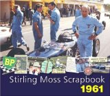 Book Cover Stirling Moss Scrapbook 1961