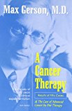 Book Cover A Cancer Therapy: Results of Fifty Cases and the Cure of Advanced Cancer by Diet Therapy
