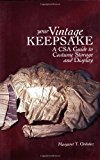 Book Cover Your Vintage Keepsake: A CSA Guide to Costume Storage and Display