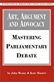 Book Cover Art, Argument, and Advocacy: Mastering Parliamentary Debate