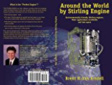 Book Cover Around The World By Stirling Engine
