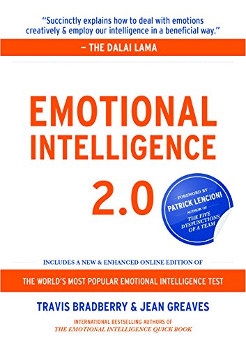 Book Cover Emotional Intelligence 2.0