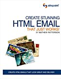 Book Cover Create Stunning HTML Email That Just Works