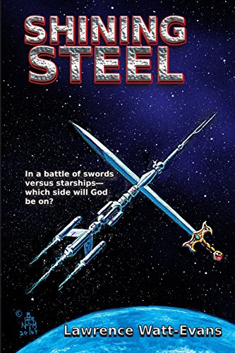 Book Cover Shining Steel