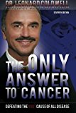 Book Cover The Only Answer to Cancer