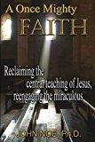 Book Cover A Once Mighty Faith