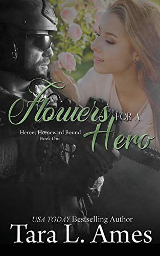 Book Cover Flowers For A Hero