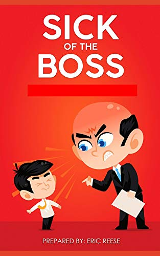 Book Cover Sick of the Boss