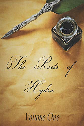 Book Cover Poets of Hydra: Volume 1
