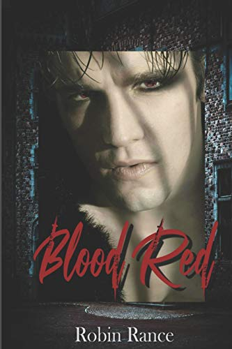Book Cover Blood Red